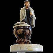 Vintage Sebastian Miniature - Abraham Lincoln