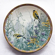 LENOX 'Golden Splendor' Collector Plate