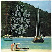 1961 Ad - PAN AM - '10 Islands for the price of one'