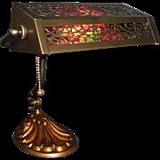 Manhattan Brass Co Adjustable Desk Lamp