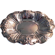 "Reed & Barton FRANCIS I X568F Sterling Centerpiece Bowl 15 3/8""L ~ Dated ..."