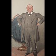 1905 Original Vanity Fair Dr.'s / Scientist Print ~ Sir Robert Ball