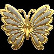 SALE Butterfly Brooch