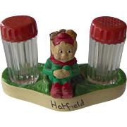 SALE Elf Salt and Pepper Shaker Set