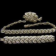 SALE Coro and Pegasus Coro set - Necklace Brooch Bracelet
