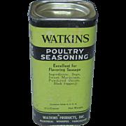 Watkins Poultry Seasoning