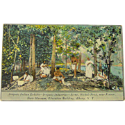 Iroquois Indian Exhibit - Iroquois Industries