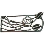 MACKINTOSH Design Sterling Brooch Pin from Carrick Jewellery Glasgow