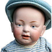 """SALE 16"""" German Character baby with Great Modeling"""