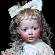 """17"""" Kestner Hilda Toddler ~ Adorable!"""
