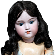 Pretty George Borgfeldt Doll on Kestner Body