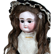 Rare German Bisque Child,915, by ABG