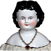"""SALE PENDING ON HOLD ~ German China Doll """"Adelina Patti"""" by ABG"""