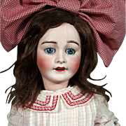 """SALE PENDING ON HOLD ~ French Bisque Character """"Favorite"""" by Lanternier"""