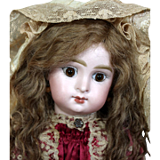 """French Bisque """" Paris Bebe """" by Jumeau, Tiny Sweetie"""