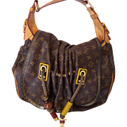 SOLD Louis Vuitton Limited Edition Kalahari Purse '09 Collection