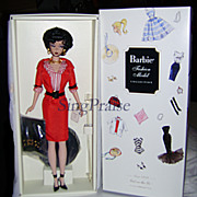 REDUCED Silkstone Barbie Doll - Gal on the Go - HTF NRFB MINT