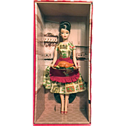 SOLD Thanksgiving Feast Barbie Doll - Stunning NRFB
