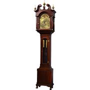 American Tall Case Clock by David Leip