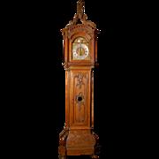 French Louis XV Paul Conrad Musical Clock