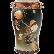 Japanese Porcelain Satsuma Garden Seat