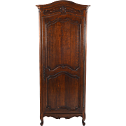 SALE French Provincial Oak Wardrobe