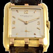 Swiss Mens 18K Yellow Gold Wrist Watch by Audemars Piguet