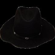 REDUCED Harley Davidson Felt Western Style Hat Size Small
