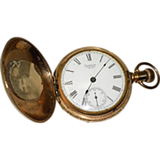 REDUCED Antique American Waltham Pocket Watch