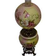 Gone With The Wind Oil Lamp