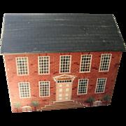 Vintage Habersham Plantation Doll house TV armoire