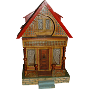 Antique Bliss Keyhole doll house