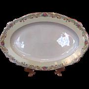 Paul Muller Selb Porcelain Large Platter