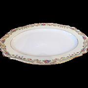Paul Muller Selb Porcelain Platter