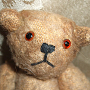 OLD Fully Jointed Small Teddy Bear