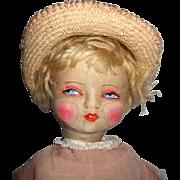 SOLD Darling Tagged Etta New York Cloth Doll