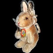 Steiff Manni Mohair Bunny Rabbit Small