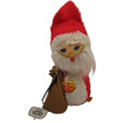 Steiff's Buzzel Santa Doll With All IDs