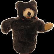 Steiff's Teddy Baby Puppet