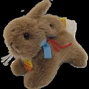 Steiff's Soft Plush Hoppy Rabbit With All IDs