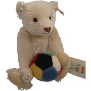 Steiff's Centennial Bear Made Exclusively For FAO Schwarz With All IDs