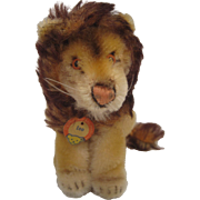 Steiff's Smallest Sitting Leo Lion With ID