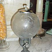 SALE Circa 1920's  Lash's Soda Fountain Syrup Dispenser