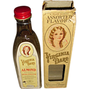 Virginia Dare Pure Almond Extract Bottle with Box