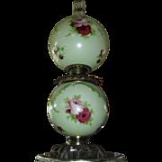 All Original GWTW Lamp circa 1890's