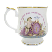 1982 Mug Celebrating the birth of Prince William