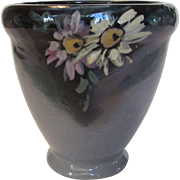 Weller Eocean Small Vase or Pot In Floral Design