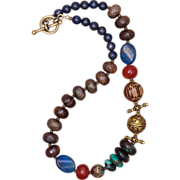 SALE 'Top of the World' Multi-Gemstone Necklace