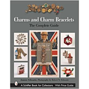 SOLD Charms And Charm Bracelets: The Complete Guide Hardcover by Joanne Schwartz NEAR MINT CON