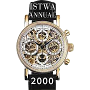 Wrist Watch Annual 2000 paperback reference book The Catalog of Producers, Models, and ...